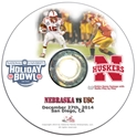 2014 Holiday Bowl vs USC DVD Nebraska Cornhuskers, Nebraska  2014 Season, Huskers  2014 Season, Nebraska  1998 to Present, Huskers  1998 to Present, Nebraska  Show All DVDs, Huskers  Show All DVDs, Nebraska 2014 Bowl Game  DVD, Huskers 2014 Bowl Game  DVD