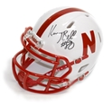 Kenny Bell Autogaphed Mini Speed Helmet Nebraska Cornhuskers, Nebraska  Former Players, Huskers  Former Players, Nebraska Kenny Bell Autogaphed Mini Speed Helmet, Huskers Kenny Bell Autogaphed Mini Speed Helmet
