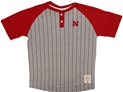 Youth Pinstripe Jersey Tee Nebraska Cornhuskers, Nebraska  Kids Jerseys, Huskers  Kids Jerseys, Nebraska  Youth, Huskers  Youth, Nebraska  Kids, Huskers  Kids, Nebraska  Short Sleeve, Huskers  Short Sleeve, Nebraska Youth Pinstripe Jersey Tee, Huskers Youth Pinstripe Jersey Tee