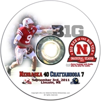 2011 Chattanooga Husker football, Nebraska cornhuskers merchandise, husker merchandise, nebraska merchandise, nebraska cornhuskers dvd, husker dvd, nebraska football dvd, nebraska cornhuskers videos, husker videos, nebraska football videos, husker game dvd, husker bowl game dvd, husker dvd subscription, nebraska cornhusker dvd subscription, husker football season on dvd, nebraska cornhuskers dvd box sets, husker dvd box sets, Nebraska Cornhuskers, 2011 Chattanooga