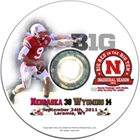 2011 Wyoming Husker football, Nebraska cornhuskers merchandise, husker merchandise, nebraska merchandise, nebraska cornhuskers dvd, husker dvd, nebraska football dvd, nebraska cornhuskers videos, husker videos, nebraska football videos, husker game dvd, husker bowl game dvd, husker dvd subscription, nebraska cornhusker dvd subscription, husker football season on dvd, nebraska cornhuskers dvd box sets, husker dvd box sets, Nebraska Cornhuskers, 2011 Wyoming