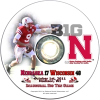 2011 Wisconsin Husker football, Nebraska cornhuskers merchandise, husker merchandise, nebraska merchandise, nebraska cornhuskers dvd, husker dvd, nebraska football dvd, nebraska cornhuskers videos, husker videos, nebraska football videos, husker game dvd, husker bowl game dvd, husker dvd subscription, nebraska cornhusker dvd subscription, husker football season on dvd, nebraska cornhuskers dvd box sets, husker dvd box sets, Nebraska Cornhuskers, 2011 Wisconsin