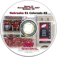 2007 Dvd Colorado Husker football, Nebraska cornhuskers merchandise, husker merchandise, nebraska merchandise, nebraska cornhuskers dvd, husker dvd, nebraska football dvd, nebraska cornhuskers videos, husker videos, nebraska football videos, husker game dvd, husker bowl game dvd, husker dvd subscription, nebraska cornhusker dvd subscription, husker football season on dvd, nebraska cornhuskers dvd box sets, husker dvd box sets, Nebraska Cornhuskers, 2007 Colorado