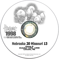 1998 Missouri Husker football, Nebraska cornhuskers merchandise, husker merchandise, nebraska merchandise, nebraska cornhuskers dvd, husker dvd, nebraska football dvd, nebraska cornhuskers videos, husker videos, nebraska football videos, husker game dvd, husker bowl game dvd, husker dvd subscription, nebraska cornhusker dvd subscription, husker football season on dvd, nebraska cornhuskers dvd box sets, husker dvd box sets, Nebraska Cornhuskers, 1998 Missouri