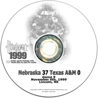 1999 Texas A&M Husker football, Nebraska cornhuskers merchandise, husker merchandise, nebraska merchandise, nebraska cornhuskers dvd, husker dvd, nebraska football dvd, nebraska cornhuskers videos, husker videos, nebraska football videos, husker game dvd, husker bowl game dvd, husker dvd subscription, nebraska cornhusker dvd subscription, husker football season on dvd, nebraska cornhuskers dvd box sets, husker dvd box sets, Nebraska Cornhuskers, 1999 Texas A&M