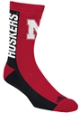 Adidas Huskers Black & Red Panel Crew Sock Nebraska Cornhuskers, Nebraska  Mens Underwear & PJ%27s, Huskers  Mens Underwear & PJ%27s, Nebraska  Underwear & PJ%27s, Huskers  Underwear & PJ%27s, Nebraska Adidas Huskers Black & Red Panel Crew Sock, Huskers Adidas Huskers Black & Red Panel Crew Sock