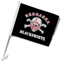 Blackshirts Car Flag Nebraska Cornhuskers, husker football, nebraska cornhuskers merchandise, husker merchandise, nebraska merchandise, nebraska cornhuskers vehicle items, husker car stuff, nebraska vehicle items, husker vehicle items, husker auto accessories, nebraska cornhuskers auto accessories, nebraska car accessories, husker car accessories, nebraska cornhuskers car accessories, nebraska cornhuskers truck accessories, husker truck accessories, nebraska truck accessories, Blackshirts Car Flag