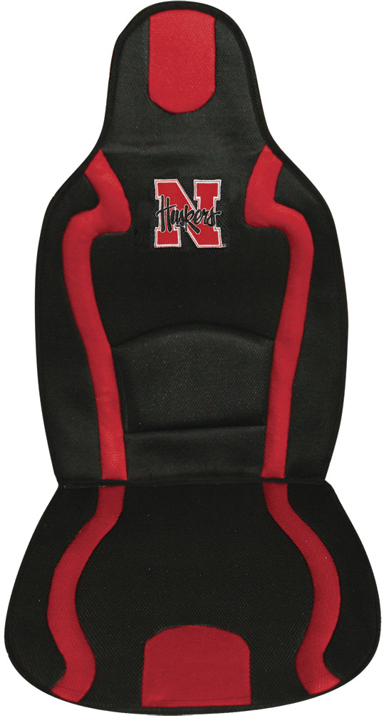 Husker Car Seat Cover