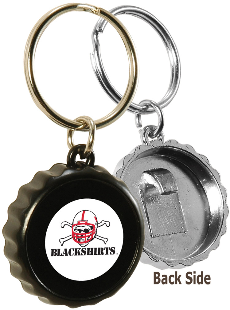 blackshirts bottle cap bottle opener. Black Bedroom Furniture Sets. Home Design Ideas