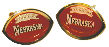 Football Stud Earrings Nebraska Cornhuskers, husker football, nebraska cornhuskers merchandise, nebraska merchandise, husker merchandise, nebraska cornhuskers apparel, husker apparel, nebraska apparel, husker womens apparel, nebraska cornhuskers womens apparel, nebraska womens apparel, husker womens merchandise, nebraska cornhuskers womens merchandise, womens nebraska accessories, womens husker accessories, womens nebraska cornhusker accessories, Football Stud Earrings