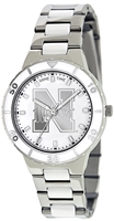Nebraska Ladies Pearl Silver Watch Nebraska Cornhuskers, husker football, nebraska cornhuskers merchandise, nebraska merchandise, husker merchandise, nebraska cornhuskers apparel, husker apparel, nebraska apparel, husker womens apparel, nebraska cornhuskers womens apparel, nebraska womens apparel, husker womens merchandise, nebraska cornhuskers womens merchandise, womens nebraska accessories, womens husker accessories, womens nebraska cornhusker accessories, Womens Pearl Silver Watch