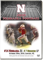 2010 Missouri on DVD Husker football, Nebraska cornhuskers merchandise, husker merchandise, nebraska merchandise, nebraska cornhuskers dvd, husker dvd, nebraska football dvd, nebraska cornhuskers videos, husker videos, nebraska football videos, husker game dvd, husker bowl game dvd, husker dvd subscription, nebraska cornhusker dvd subscription, husker football season on dvd, nebraska cornhuskers dvd box sets, husker dvd box sets, Nebraska Cornhuskers, 2010 Missouri