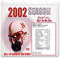 2002 Complete Season Box Set Husker football, Nebraska cornhuskers merchandise, husker merchandise, nebraska merchandise, nebraska cornhuskers dvd, husker dvd, nebraska football dvd, nebraska cornhuskers videos, husker videos, nebraska football videos, husker game dvd, husker bowl game dvd, husker dvd subscription, nebraska cornhusker dvd subscription, husker football season on dvd, nebraska cornhuskers dvd box sets, husker dvd box sets, Nebraska Cornhuskers, 2002 Complete Season on DVD