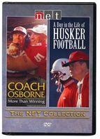 More than winning/Day In A Life Dvd Husker football, Nebraska cornhuskers merchandise, husker merchandise, nebraska merchandise, nebraska cornhuskers dvd, husker dvd, nebraska football dvd, nebraska cornhuskers videos, husker videos, nebraska football videos, husker game dvd, husker bowl game dvd, husker dvd subscription, nebraska cornhusker dvd subscription, husker football season on dvd, nebraska cornhuskers dvd box sets, husker dvd box sets, Nebraska Cornhuskers, More Than Winning /  Day In The Life DVD