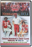 1973 vs. UCLA, T.O.'s First Game Husker football, Nebraska cornhuskers merchandise, husker merchandise, nebraska merchandise, nebraska cornhuskers dvd, husker dvd, nebraska football dvd, nebraska cornhuskers videos, husker videos, nebraska football videos, husker game dvd, husker bowl game dvd, husker dvd subscription, nebraska cornhusker dvd subscription, husker football season on dvd, nebraska cornhuskers dvd box sets, husker dvd box sets, Nebraska Cornhuskers, 1973 vs. UCLA, T.O.'s First Game