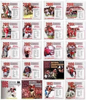 All 25 Seasons DVD Box Sets! Husker football, Nebraska cornhuskers merchandise, husker merchandise, nebraska merchandise, nebraska cornhuskers dvd, husker dvd, nebraska football dvd, nebraska cornhuskers videos, husker videos, nebraska football videos, husker game dvd, husker bowl game dvd, husker dvd subscription, nebraska cornhusker dvd subscription, husker football season on dvd, nebraska cornhuskers dvd box sets, husker dvd box sets, Nebraska Cornhuskers, All 20 Season DVD Box Sets!