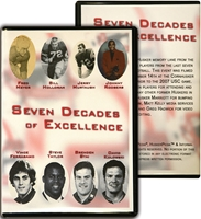 Seven Decades Of Excellence Husker football, Nebraska cornhuskers merchandise, husker merchandise, nebraska merchandise, nebraska cornhuskers dvd, husker dvd, nebraska football dvd, nebraska cornhuskers videos, husker videos, nebraska football videos, husker game dvd, husker bowl game dvd, husker dvd subscription, nebraska cornhusker dvd subscription, husker football season on dvd, nebraska cornhuskers dvd box sets, husker dvd box sets, Nebraska Cornhuskers, Seven Decades of Excellence