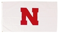 Nebraska Away Game Flag Nebraska Cornhuskers, Away Game Flag