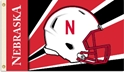 Nebraska Helmet Flag Nebraska Cornhuskers, Nebraska  Flags & Windsocks, Huskers  Flags & Windsocks, Nebraska  Flags & Windsocks, Huskers  Flags & Windsocks, Nebraska Nebraska Helmet 3 X 5 Flag, Huskers Nebraska Helmet 3 X 5 Flag