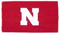 Nebraska Home Game Flag with Pole Sleeve Nebraska Cornhuskers, Nebraska  Flags & Windsocks, Huskers  Flags & Windsocks, Nebraska  Flags & Windsocks, Huskers  Flags & Windsocks, Nebraska Red Game Day Flag With Sleeve, Huskers Red Game Day Flag With Sleeve