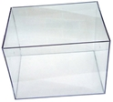 Full Size Acrylic Helmet Case Nebraska Cornhuskers, Full-Size Helmet Display Case