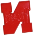 Nebraska Cookie Cutter Nebraska Cornhuskers, N Huskers Cookie Cutter