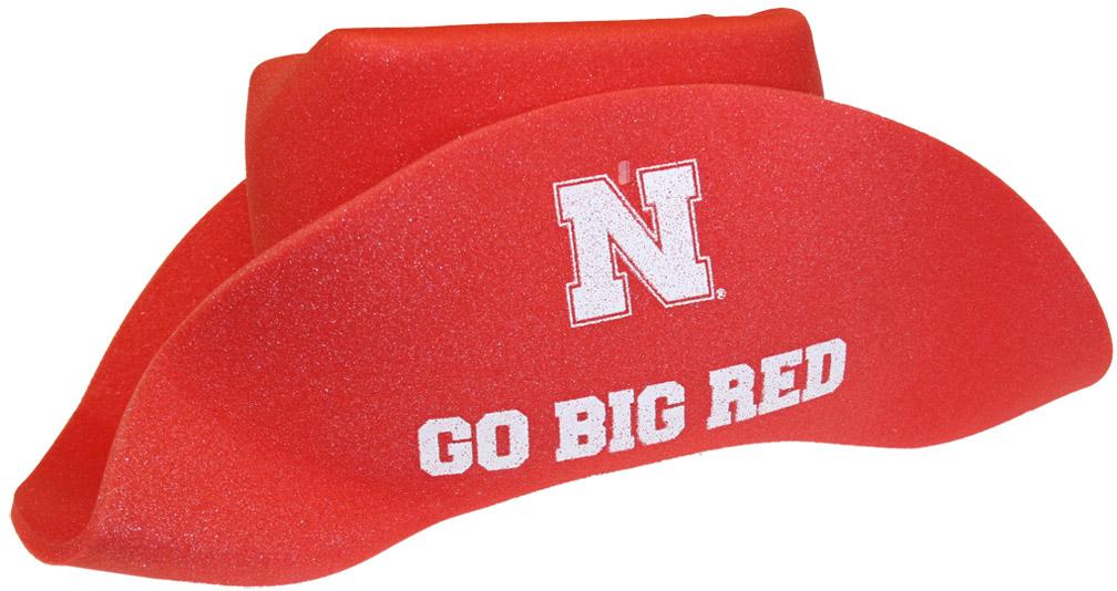 Nebraska Foam Cowboy Hat - NV-30830 ... 779b86ddbb1