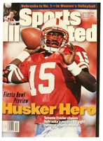 1996 Fiesta Bowl Preview SI Nebraska Cornhuskers, Nebraska One of a Kind, Huskers One of a Kind, Nebraska 1994 Championship Commemorative SI, Huskers 1994 Championship Commemorative SI