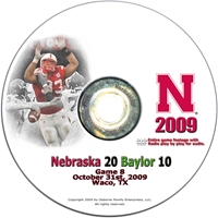 2009 Baylor Dvd Husker football, Nebraska cornhuskers merchandise, husker merchandise, nebraska merchandise, nebraska cornhuskers dvd, husker dvd, nebraska football dvd, nebraska cornhuskers videos, husker videos, nebraska football videos, husker game dvd, husker bowl game dvd, husker dvd subscription, nebraska cornhusker dvd subscription, husker football season on dvd, nebraska cornhuskers dvd box sets, husker dvd box sets, Nebraska Cornhuskers, 2009 Baylor