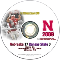 2009 Kansas State Dvd Husker football, Nebraska cornhuskers merchandise, husker merchandise, nebraska merchandise, nebraska cornhuskers dvd, husker dvd, nebraska football dvd, nebraska cornhuskers videos, husker videos, nebraska football videos, husker game dvd, husker bowl game dvd, husker dvd subscription, nebraska cornhusker dvd subscription, husker football season on dvd, nebraska cornhuskers dvd box sets, husker dvd box sets, Nebraska Cornhuskers, 2009 Kansas State