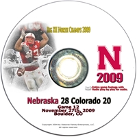 2009 Colorado Dvd Husker football, Nebraska cornhuskers merchandise, husker merchandise, nebraska merchandise, nebraska cornhuskers dvd, husker dvd, nebraska football dvd, nebraska cornhuskers videos, husker videos, nebraska football videos, husker game dvd, husker bowl game dvd, husker dvd subscription, nebraska cornhusker dvd subscription, husker football season on dvd, nebraska cornhuskers dvd box sets, husker dvd box sets, Nebraska Cornhuskers, 2009 Colorado