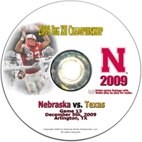 Big 12 Championship Vs Texas Husker football, Nebraska cornhuskers merchandise, husker merchandise, nebraska merchandise, nebraska cornhuskers dvd, husker dvd, nebraska football dvd, nebraska cornhuskers videos, husker videos, nebraska football videos, husker game dvd, husker bowl game dvd, husker dvd subscription, nebraska cornhusker dvd subscription, husker football season on dvd, nebraska cornhuskers dvd box sets, husker dvd box sets, Nebraska Cornhuskers, 2009 Big XII Championship vs. Texas