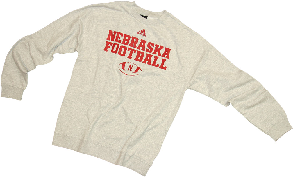 Adidas Pelini Oxford Crewneck Nebraska Cornhuskers, husker football, nebraska cornhuskers merchandise, nebraska merchandise, husker merchandise, nebraska cornhuskers apparel, husker apparel, nebraska apparel, husker mens apparel, nebraska cornhuskers mens apparel, nebraska mens apparel, husker mens merchandise, nebraska cornhuskers mens merchandise, mens nebraska sweatshirt, mens husker sweatshirt, mens nebraska cornhusker sweatshirt,Adidas Pelini Oxford Crewneck