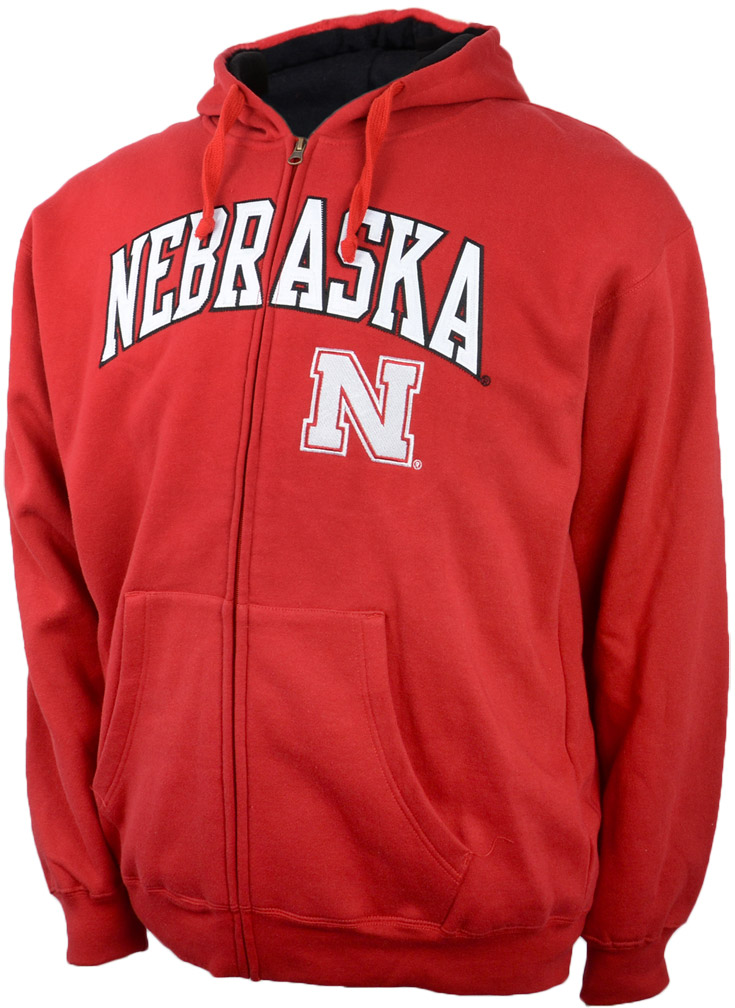 Red Basic Full Zip Fleece Hoodie Nebraska Cornhuskers, husker football, nebraska cornhuskers merchandise, nebraska merchandise, husker merchandise, nebraska cornhuskers apparel, husker apparel, nebraska apparel, husker mens apparel, nebraska cornhuskers mens apparel, nebraska mens apparel, husker mens merchandise, nebraska cornhuskers mens merchandise, mens nebraska sweatshirt, mens husker sweatshirt, mens nebraska cornhusker sweatshirt,Red Basic Full Zip Fleece Hoodie