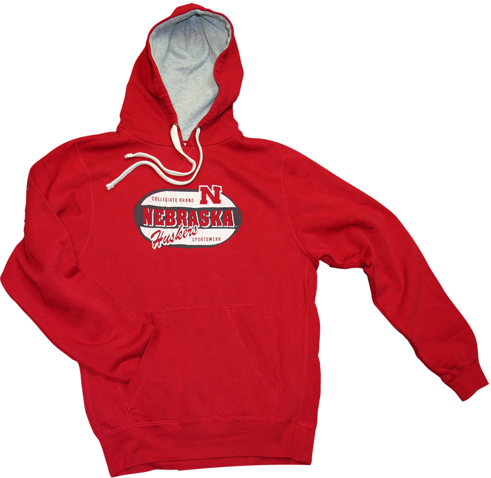 Red Pocket Hoody With Oval Logo Nebraska Cornhuskers, husker football, nebraska cornhuskers merchandise, nebraska merchandise, husker merchandise, nebraska cornhuskers apparel, husker apparel, nebraska apparel, husker mens apparel, nebraska cornhuskers mens apparel, nebraska mens apparel, husker mens merchandise, nebraska cornhuskers mens merchandise, mens nebraska sweatshirt, mens husker sweatshirt, mens nebraska cornhusker sweatshirt,Red Pocket Hoody With Oval Logo