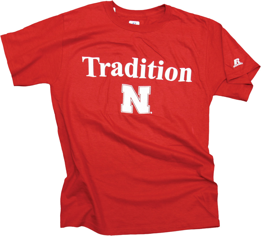 Husker Tradition Red T-shirt Nebraska Cornhuskers, husker football, nebraska cornhuskers merchandise, nebraska merchandise, husker merchandise, nebraska cornhuskers apparel, husker apparel, nebraska apparel, husker mens apparel, nebraska cornhuskers mens apparel, nebraska mens apparel, husker mens merchandise, nebraska cornhuskers mens merchandise, mens nebraska t shirt, mens husker t shirt, mens nebraska cornhusker t shirt,Husker Tradition Red T-shirt