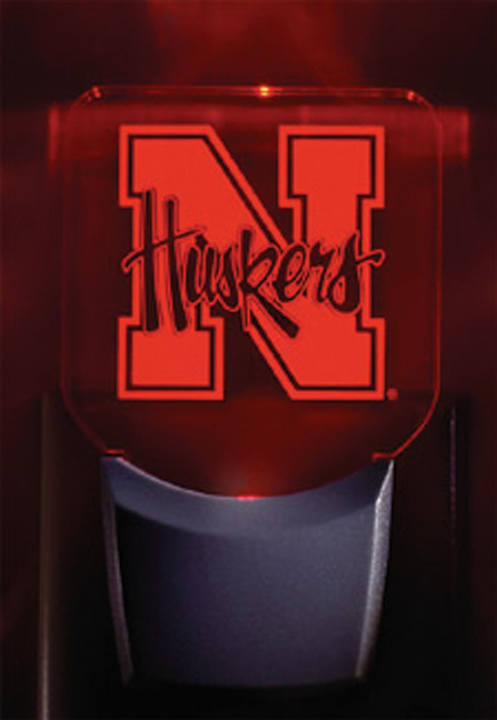 Basic Night Light Nebraska Cornhuskers, Basic Night Light