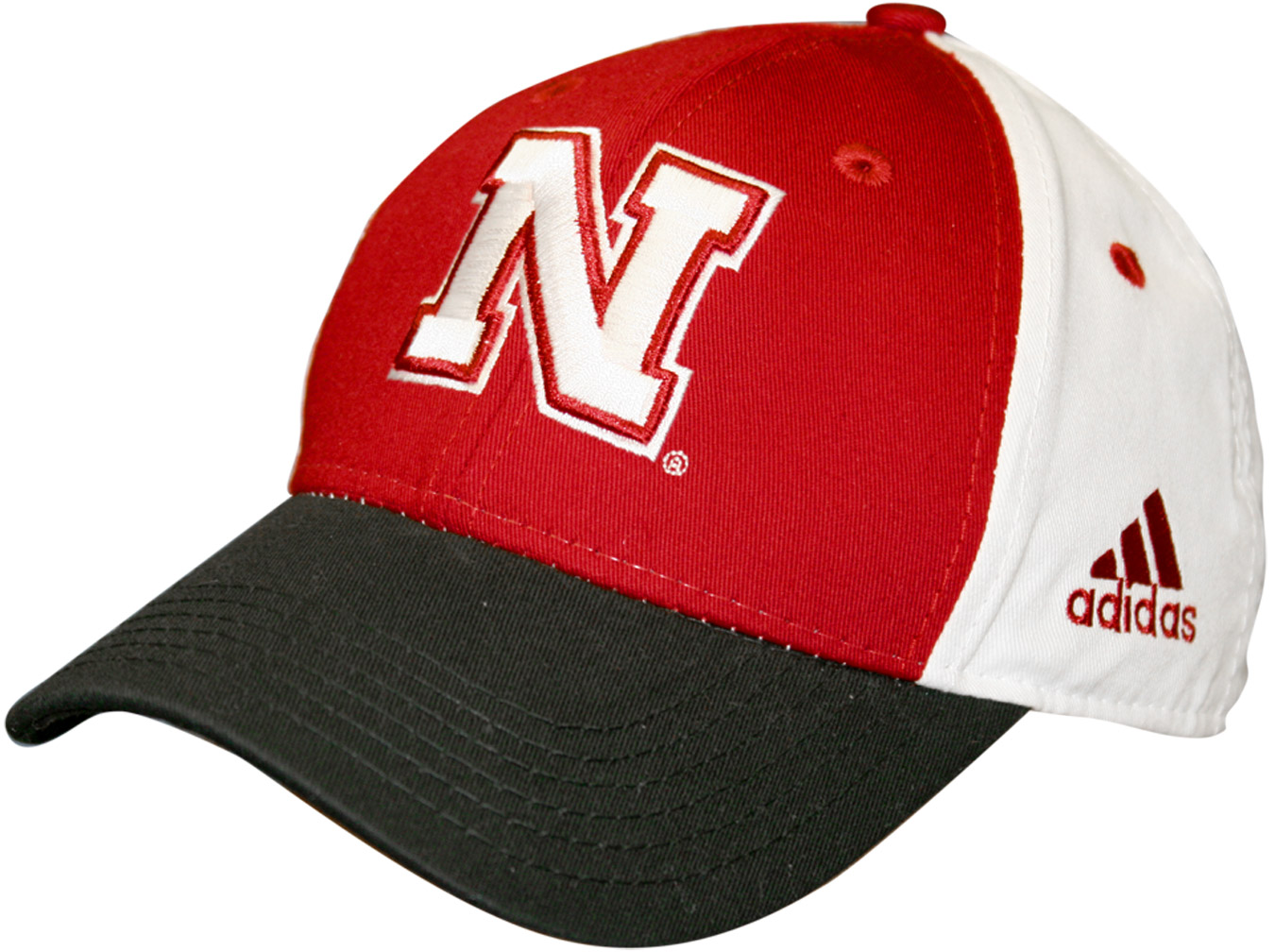 Color Block Adjustable Hat Toddler Nebraska Cornhuskers, husker football, nebraska cornhuskers merchandise, nebraska merchandise, husker merchandise, nebraska cornhuskers apparel, husker apparel, nebraska apparel, husker childrens apparel, nebraska cornhuskers childrens apparel, nebraska kids apparel, husker kids apparel, husker kids merchandise, nebraska cornhuskers kids merchandise,Color Block Adjustable Hat Toddler