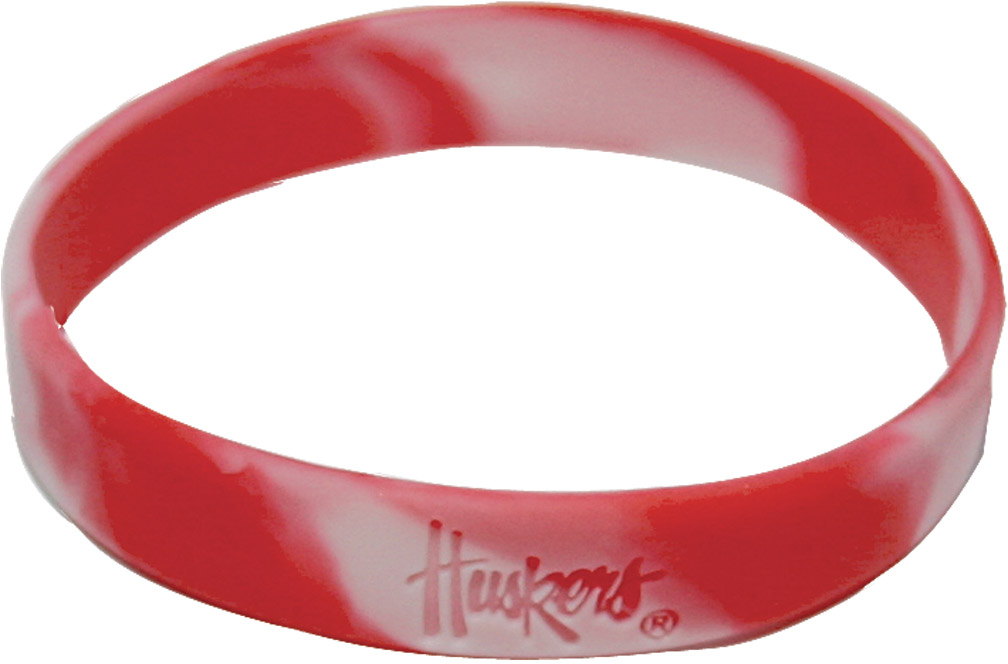 Red Huskers Rubber Wrist Band Nebraska Cornhuskers, husker football, nebraska cornhuskers merchandise, nebraska merchandise, husker merchandise, nebraska cornhuskers apparel, husker apparel, nebraska apparel, husker mens apparel, nebraska cornhuskers mens apparel, nebraska mens apparel, husker mens merchandise, nebraska cornhuskers mens merchandise, mens nebraska accessories, mens husker accessories, mens nebraska cornhusker accessories,Red Huskers Rubber Wrist Band