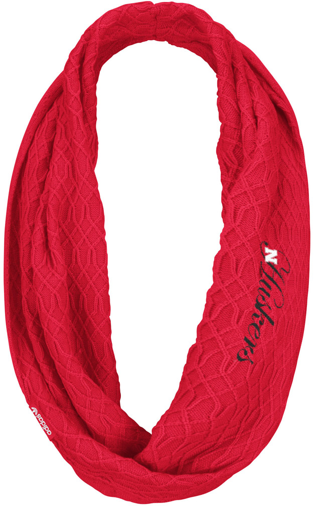 Adidas Infinity Scarf Nebraska Cornhuskers, husker football, nebraska cornhuskers merchandise, nebraska merchandise, husker merchandise, nebraska cornhuskers apparel, husker apparel, nebraska apparel, husker womens apparel, nebraska cornhuskers womens apparel, nebraska womens apparel, husker womens merchandise, nebraska cornhuskers womens merchandise, womens nebraska accessories, womens husker accessories, womens nebraska cornhusker accessories,Adidas Infinity Scarf