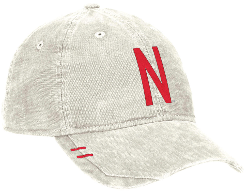 Adidas Putty Coaches Slouch Adjustable husker football, nebraska merchandise, husker merchandise, nebraska cornhuskers apparel, husker apparel, nebraska apparel, husker hats, nebraska hats, nebraska caps, husker caps, Nebraska Cornhuskers, Adidas Putty Coaches Slouch Adjustable