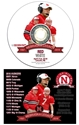2018 Husker Spring Game on DVD with Schedule Magnet