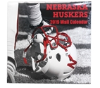 2019 Nebraska Football Wall Calendar