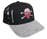 7035f891fd55e Adidas Blackshirts Mesh Back Cap