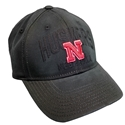 Adidas Heavy Washed N Huskers Flex Cap