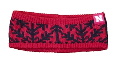 Adidas Ladies Nebraska Snowflake Headband