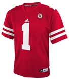 Adidas Youth Huskers 1 Jersey
