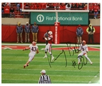 Autographed Kenny Bell Action Pic