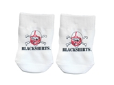 Blackshirts Infant Socks