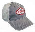 Est. 1869 Stormy Tea Stained Mesh Rhombus Hat